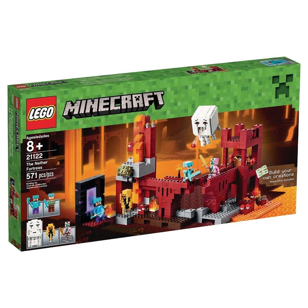Find Lego Minecraft The Nether 21106 Shop Every Store On 21134 Waterfall Base 2brickbuilt 3brickbuilt